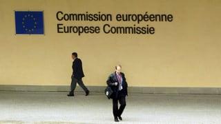 Abzocker-Initiative: Applaus aus Brüssel
