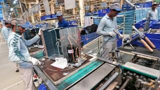 Schwellenländer treiben die Weltwirtschaft an