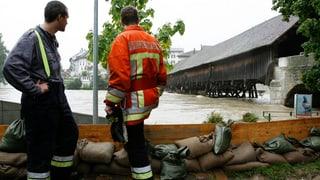 Grünes Licht für Hochwasserschutz zwischen Olten und Aarau