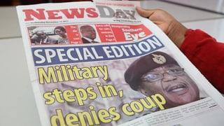 «Emmerson Mnangagwa ist auch kein lupenreiner Demokrat»