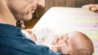 Vaterschaftsurlaub: Das Volk solls richten