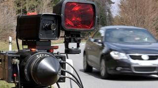 Raser in Unterbözberg: Auto einziehen möglich