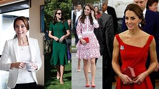 Kate Middleton: Ein modischer Hingucker