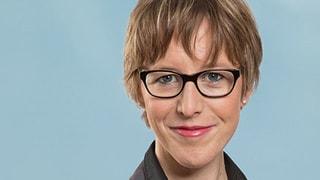 Barbara Gysel will für SP in den Zuger Regierungsrat