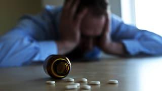 Die Tücken der Antidepressiva