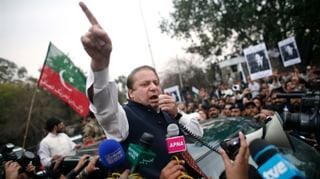Wahlen in Pakistan: Ein politischer Löwe steigt in den Ring