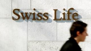 Swiss Life verliert im traditionellen Geschäft