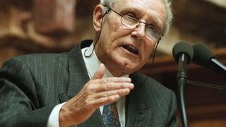 Flavio Cotti, 1993-1999