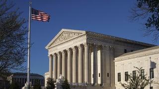 Donald Trump sollte sich nicht auf den Entscheid des Obersten Gerichtes verlassen, sagt USA-Forscher Christian Lammert.