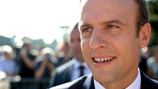Absolute Mehrheit für Macron