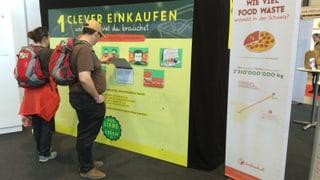 Mit kluger Planung landen weniger Lebensmittel im Abfall