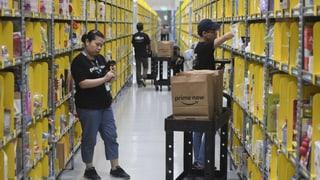 «Amazon etwa gehört quasi zur Infrastruktur»