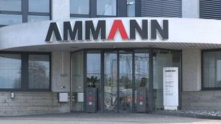 Video «Ammann-Gruppe: Steuerdossier wird überprüft» abspielen