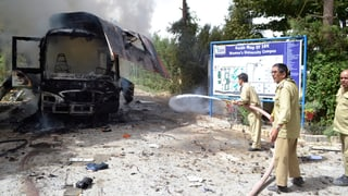 Über 20 Tote bei Anschlägen in Pakistan