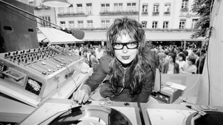 Wo Stars geboren werden: Die Schweizer Hitparade feiert