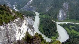 Ruinaulta: Tunnel da viandar fa il proxim pass