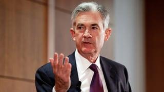 Der 64 Jahre alte Jerome Powell soll künftig die wichtigste Notenbank der Welt lenken. Nach dem Willen Trumps löst er 2018 Janet Yellen ab.
