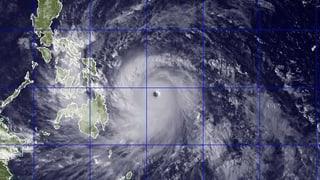 Auf den Philippinen gehört die Katastrophe zum Alltag
