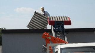 Tausende Polen leben dank der Schweiz asbestfrei