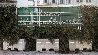 Stadt Bern will mehr Sicherheit auf grossen Plätzen