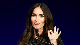 Megan Fox macht sich über Vaterschaftsgerüchte lustig