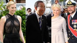 Royals, Hollywood-Stars und Weltpolitiker am World Economic Forum