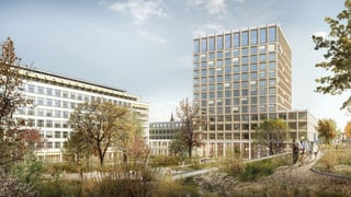 Kommissionen befürworten Basler Spitalturm