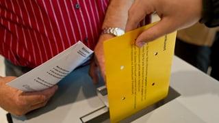 Schaffhausen: Initiative zum Ausländerstimmrecht eingereicht