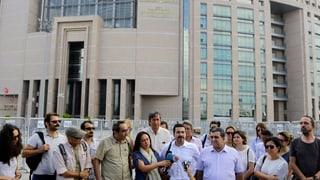 «Die Angst der türkischen Journalisten ist greifbar»