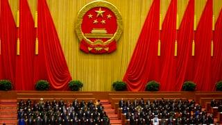 China erhöht sein Militärbudget massiv