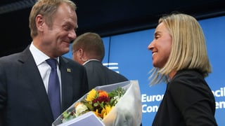 EU-Spitzenposten verteilt