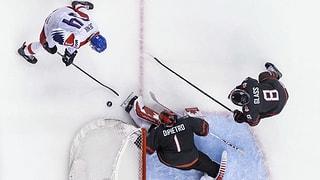 Svizra perda a Vancouver cunter la Russia