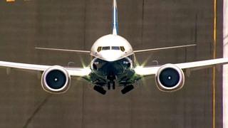 Europa schliesst Luftraum für Boeing 737-8 und 9