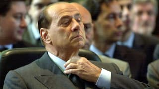 Berlusconi erstmals rechtskräftig verurteilt