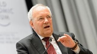 Schneider-Ammann zu Syngenta-Übernahme: «Ein guter Deal»
