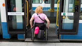 Zürich benachteiligt Behinderte