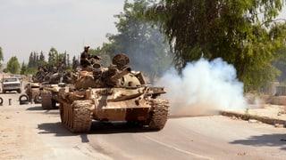 Syrien wird zum Minenfeld für die Staatengemeinschaft