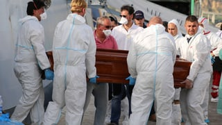 Wieder eine Flüchtlingskatastrophe im Mittelmeer