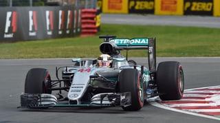 Hamilton deutlich schneller als Rosberg