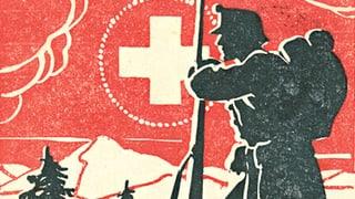 Als der Krieg die Schweiz spaltete