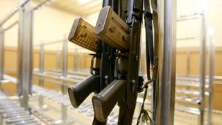 Be paucs deponan l'arma en l'arsenal