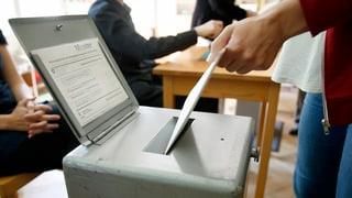 Wuchtiges Nein zu Stimmrecht für Ausländer im Kanton Schaffhausen