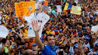 Venezuelas Opposition ist bereit zur Machtübernahme