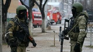 «Russland kämpft brutal gegen den IS im Kaukasus»