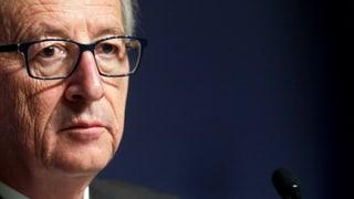 EU-Kommissionschef Juncker will eine EU-Armee