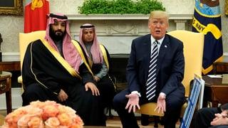 USA billigen Raketenverkauf an Saudi-Arabien