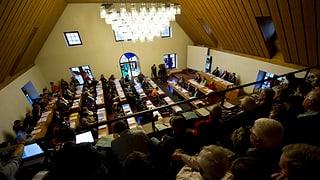 St. Galler Stadtparlament: Leichte Verschiebungen