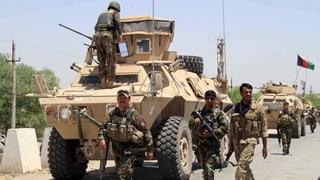 Afghanische Armee will Kundus von Taliban rückerobern