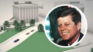 Die Ermordung des 35. US-Präsidenten 1963 war ein Schock für die USA. So verlief das Attentat.
