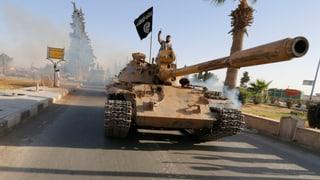 Das krude Kalifat von al-Baghdadi